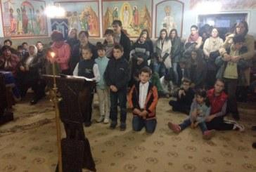 Cerc pastoral la Centrul pentru protecția copilului din Beclean