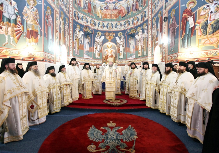 Sinaxa anuală în Episcopia Maramureşului şi Sătmarului