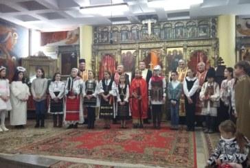 """Spectacol de Sfântul Nicolae în biserica """"Sfinții Apostoli Petru și Pavel"""" din Cluj-Napoca"""