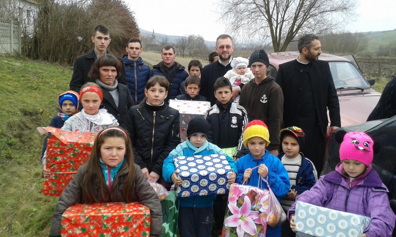 Filantropie în Protopopiatul Cluj I
