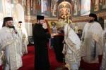 Hram la Mănăstirea Rohia
