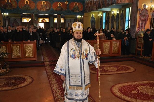 Sărbătoarea Sfântului Arhidiacon Ștefan la Ortelec