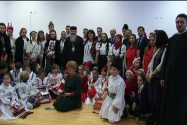 Bucurie în prag de sărbători, pentru școlarii a două instituții de învățământ din Bistrița