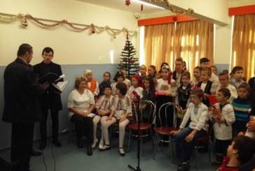 """Ziua persoanelor cu dizabilități, marcată în parohia """"Intrarea Domnului în Ierusalim"""" din Florești"""