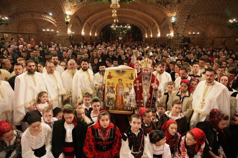 Ziua tinerilor din Episcopia Maramureşului şi Sătmarului