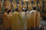 Hramul Capelei Facultății de Teologie Ortodoxă din Cluj, de Praznicul Sfântului Nicolae
