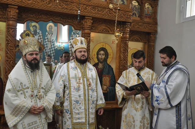 """Hramul Bisericii """"Sfântul Ierarh Nicolae"""" din Zalău"""