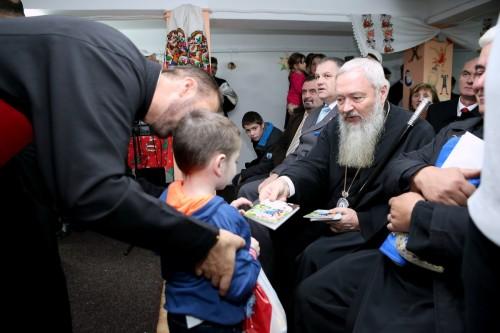 """Ziua internațională a persoanelor cu dizabilități, marcată la Centrul """"Sf. Irina"""" din Turda"""