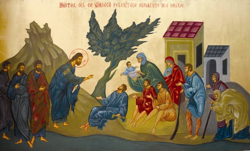 Biserica şi îngrijirea bolnavilor 1