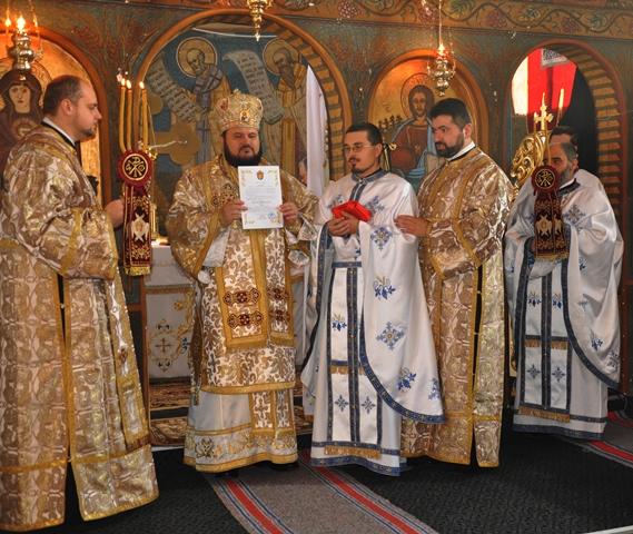 Liturghie Arhierească în Parohia Cuceu din Episcopia Sălajului