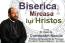 <span style='color:#B00000  ;font-size:14px;'>Pr. Constantin Necula</span> <br> [audio] Biserica, Mireasa lui Hristos</p>