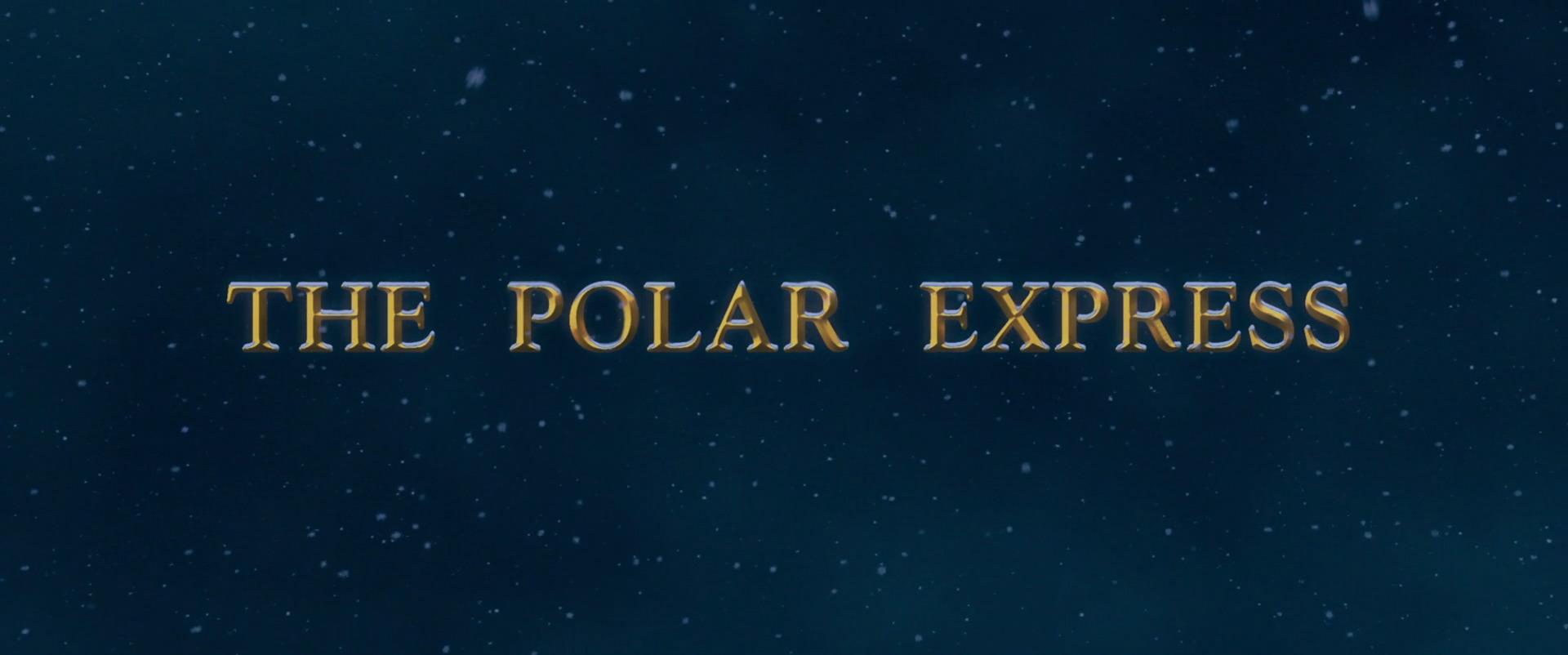 The Polar Express (Expresul polar)