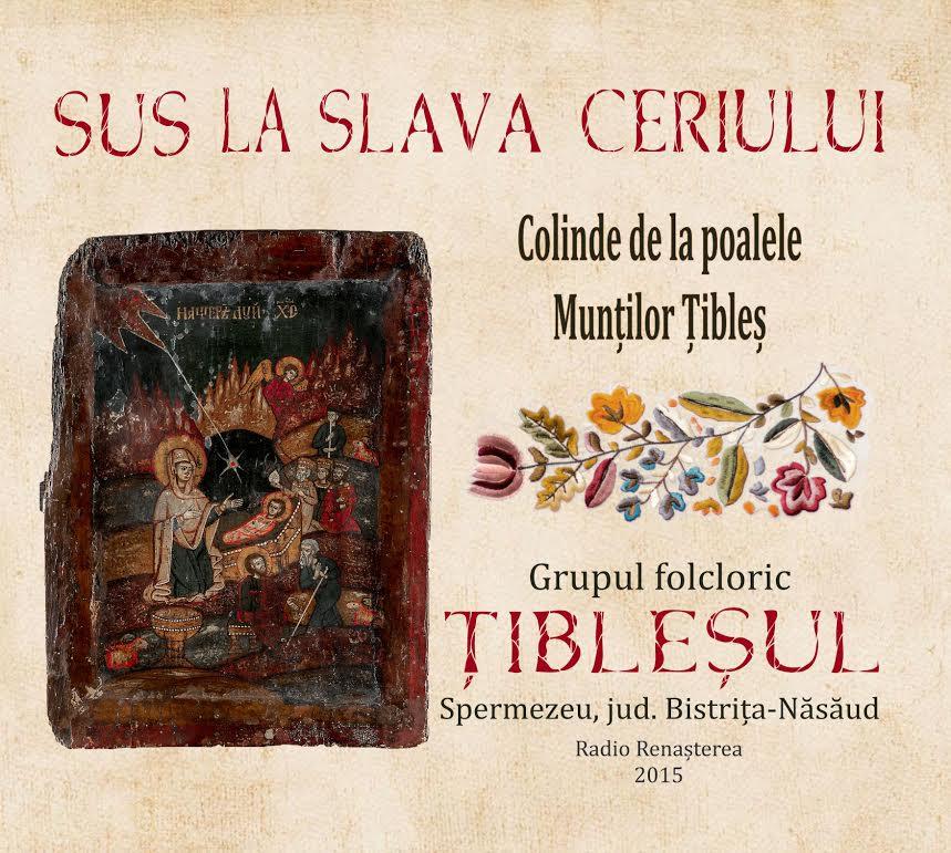 Album de colinde tradiționale, lansat în Catedrala Mitropolitană din Cluj-Napoca