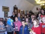 Seri de rugăciune și colinde, în parohiile din Florești
