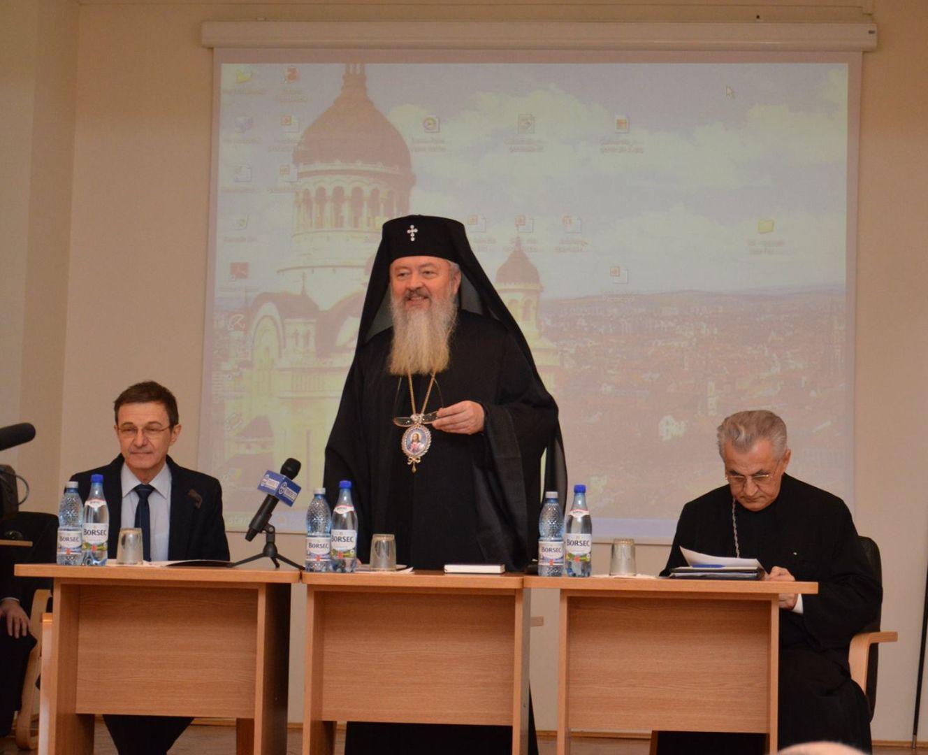Ședința Adunării Eparhiale a Arhiepiscopiei Clujului