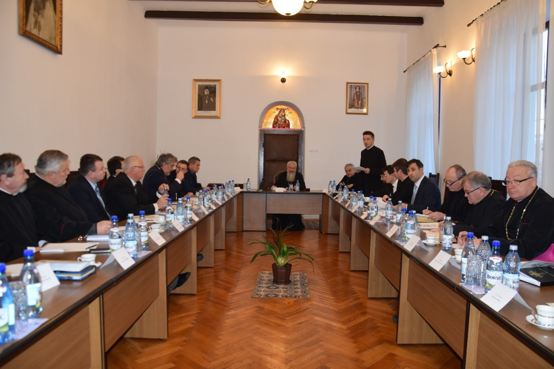 Realizările Arhiepiscopiei Clujului pe 2015 și planurile de viitor, luate în discuție la început de an