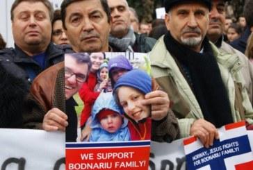 Solidaritate cu familia Bodnariu