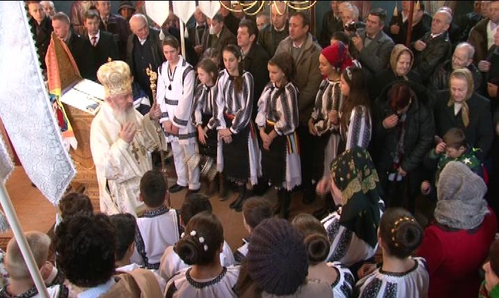 Bucurie duhovnicească în parohia bistrițeană Milaș, de Soborul Sf. Proroc Ioan Botezătorul
