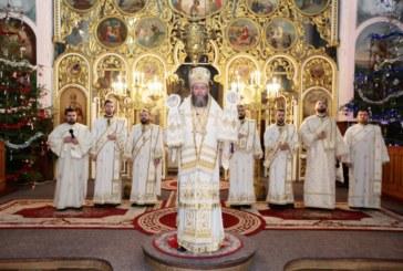 Preasfinţitul Justin Sigheteanul, în mijlocul credincioșilor băimăreni