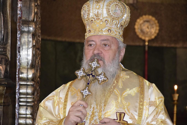 """IPS Andrei: """"Dumnezeu să ne dea tuturor ceea ce avem nevoie și anul să fie binecuvântat cu belșug spiritual și material"""