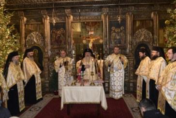 [audio] IPS Andrei alături de clujeni, în rugăciune, în noaptea dintre ani