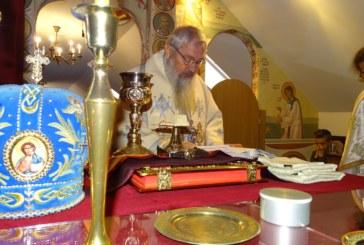 """Ajunul Bobotezei, la Mănăstirea """"Sfântul Vasile cel Mare"""" de la Someșul Cald"""