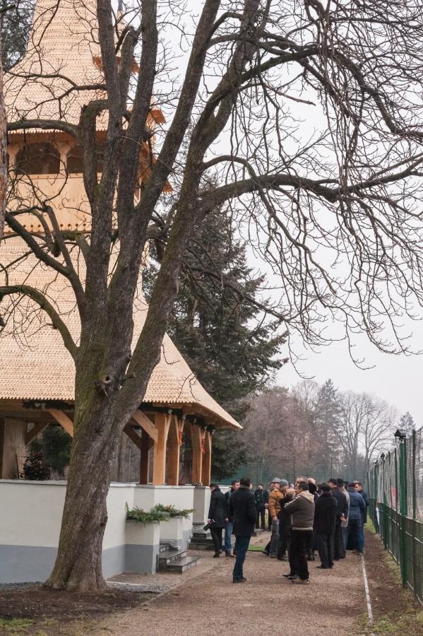 Locaș de cult ecumenic la Cluj, în memoria marelui profesor Iuliu Hațieganu