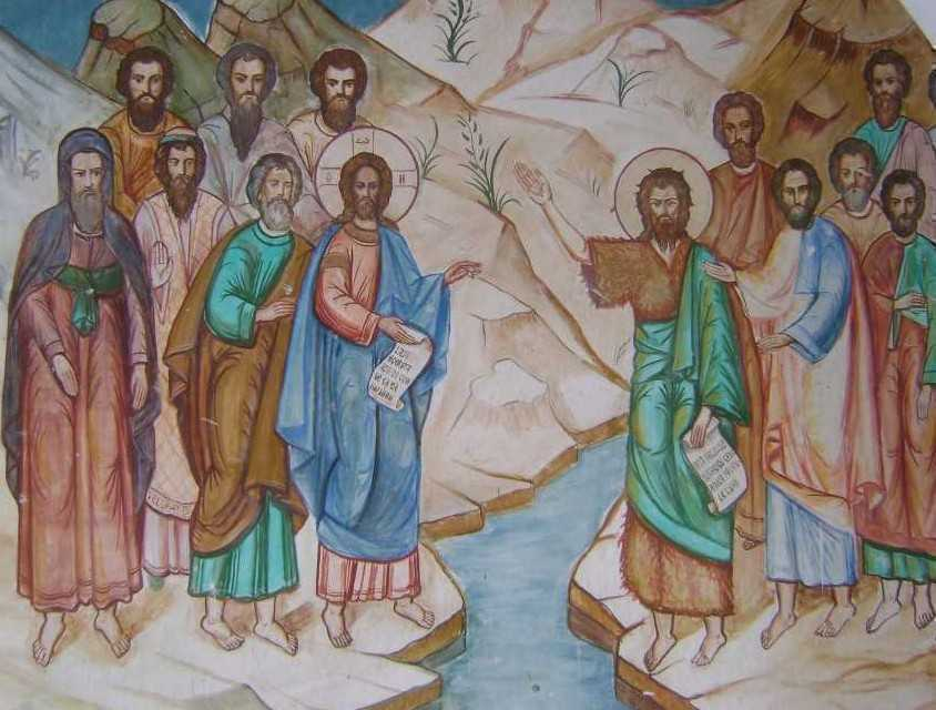 Programul slujirii ierarhilor din Mitropolia Clujului, în Duminica dinaintea Botezului Domnului