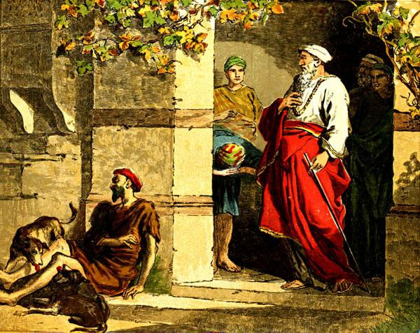Bogăția, fariseismul și Împărăția lui Dumnezeu