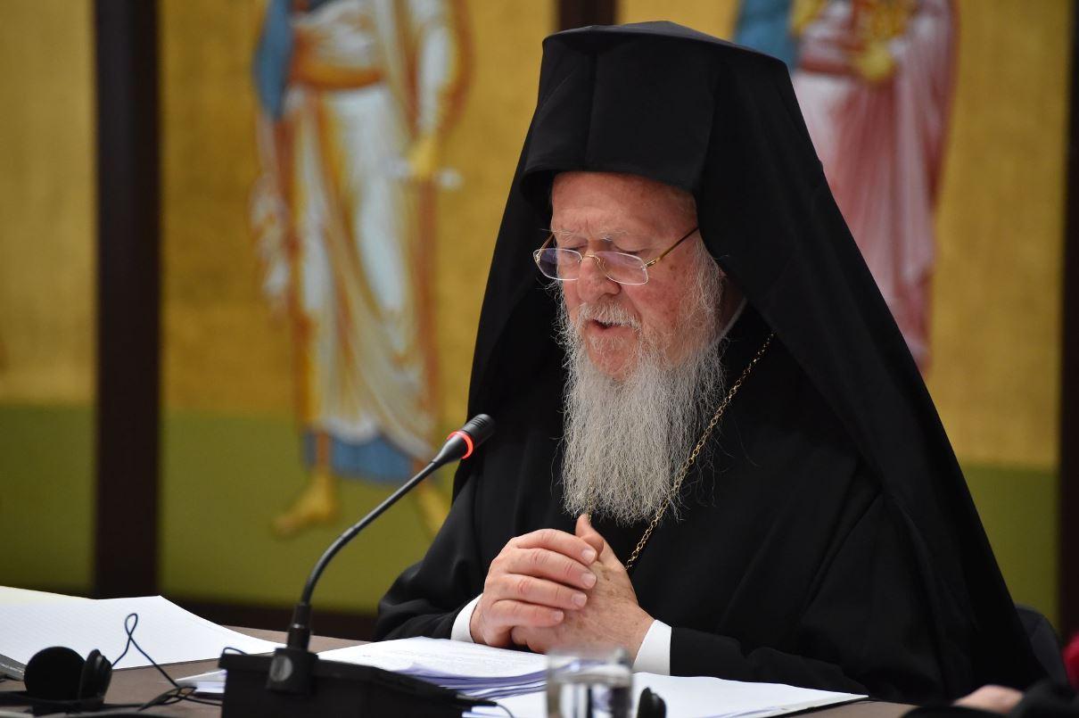 """Patriarhul Ecumenic: """"Sfântul şi Marele Sinod este de interes direct şi vital atât pentru ortodocşi, cât şi pentru restul lumii creştine"""""""