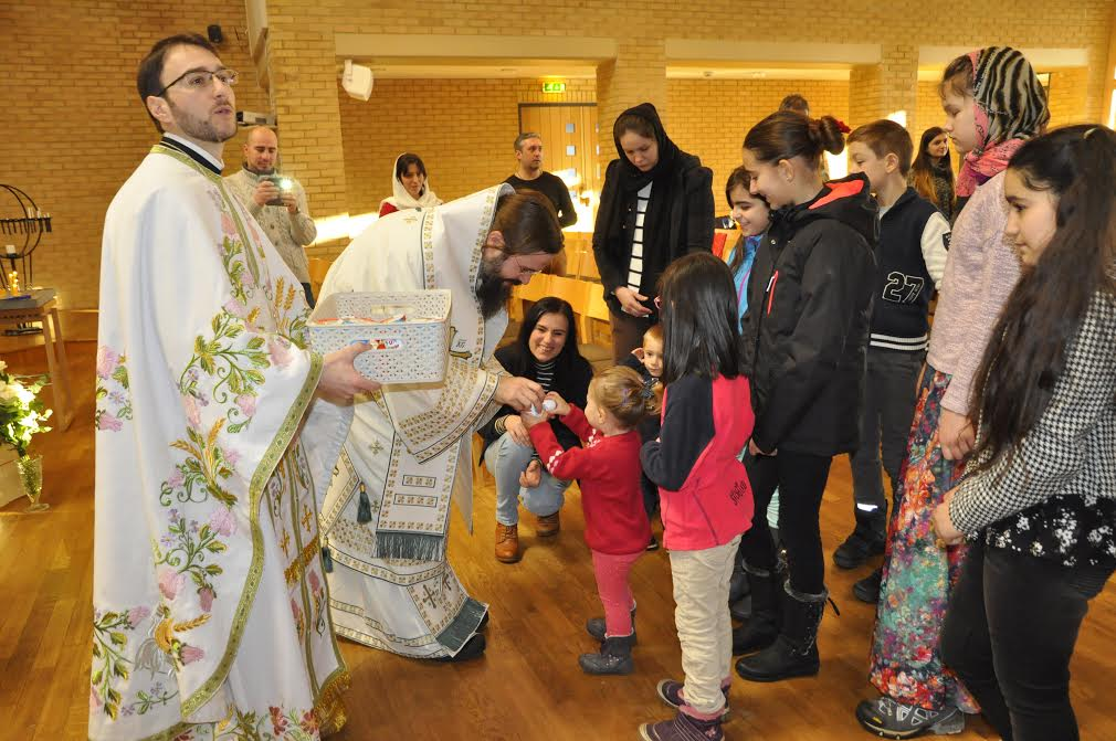 Vizită pastorală la românii din Norvegia