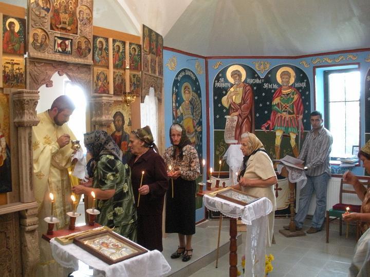 Liturghia şi viaţa duhovnicească 5