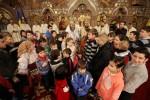 """Un praznic al bucuriei la Catedrala Episcopală """"Sfânta Treime din Baia Mare"""