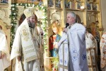 Liturghie Arhierească în biserica monument istoric din Sighetu Marmaţiei