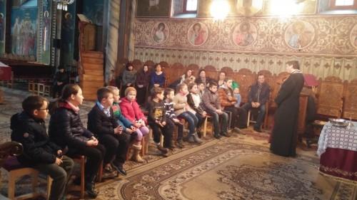 """Proiectul """"Bucuria copiilor, mulțumirea părinților"""", la Bistrița"""