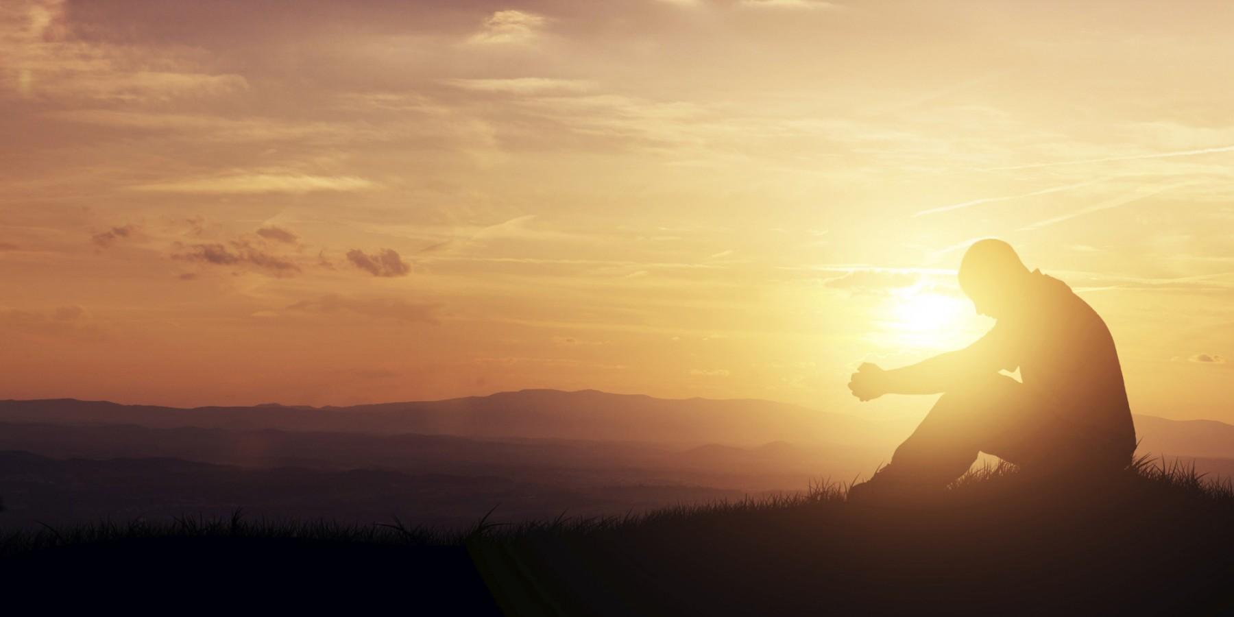 Nu poate fi creștin adevărat cel ce nu se roagă