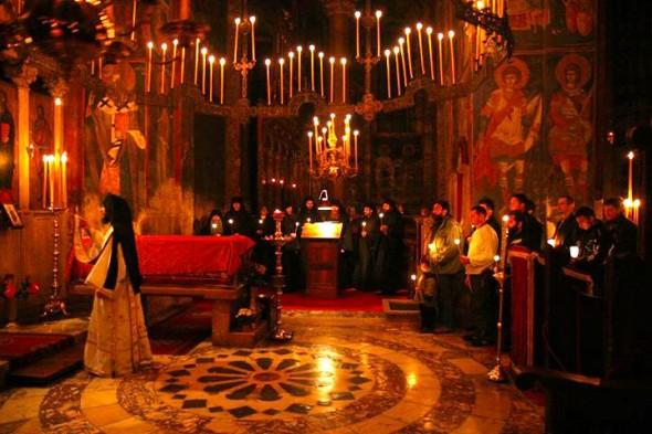 Liturghia şi viaţa duhovnicească 6