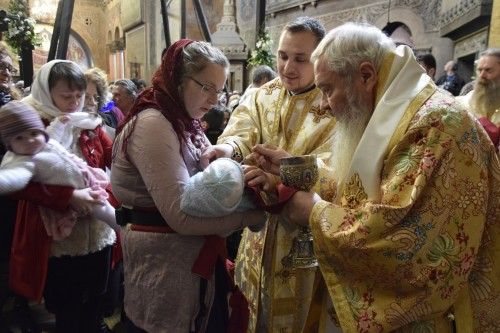 10 ani de la reîntemeierea Mitropoliei Clujului, serbați la Catedrala ortodoxă