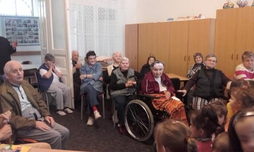 """Ziua Internațională a Femeii, la Centrul de Îngrijire și Asistență """"Sfântul Nicolae"""" din Mociu"""