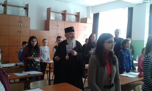 """Etapa județeană a Concursului de Religie """"Urmarea lui Hristos"""""""