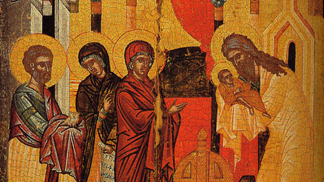 Rugăciunile la a patruzecea zi după naştere