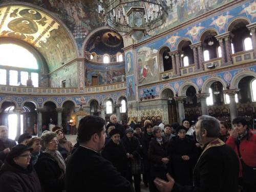 Credincioși din Cluj, în pelerinaj în Țara Făgărașului