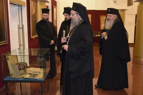 Moaștele Sfântului Gheorghe din Drama, aduse la Cluj de hramul Mitropoliei