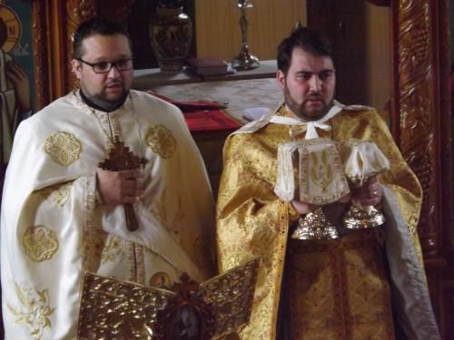 Sărbătoare în parohia ortodoxă Iclod