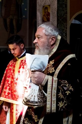 Sfințire de catapeteasmă în Parohia Șomcutul Mic