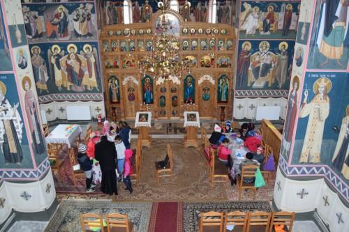 Ziua de 8 Martie, sărbătorită în Parohia Berchieşu