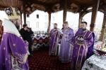 IPS Iustin Sigheteanul a slujit la hramul bisericii din Ieud Centru