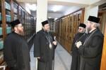 Un oaspete de seamă în Episcopia Maramureşului şi Sătmarului