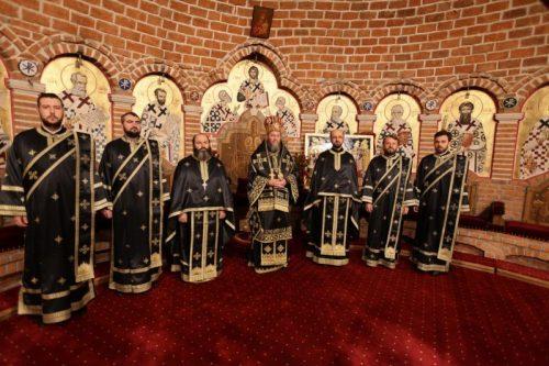 Liturghia Sfântului Vasile cel Mare în Sfânta şi Marea Joi a Sătămânii Patimilor
