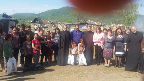 Episcopia Maramureşului, alături de cei nevoiaşi